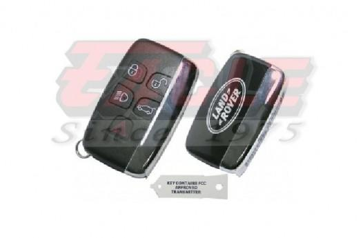 LROKS000650 Land Rover 5 Button Smart Key Shell 2012-