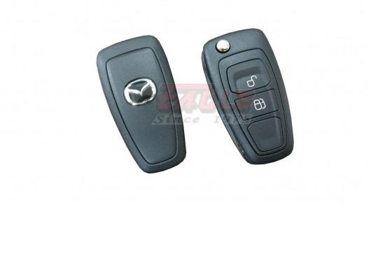 MAZFK000622 Mazda BT50 2 Button Flip Remote Key 433mhz