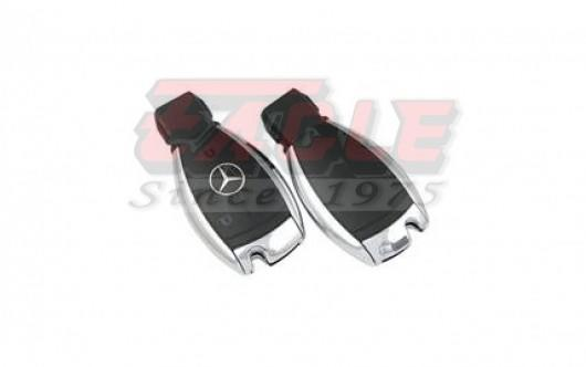 MBEKS000330 Mercedes Benz 3B Chrome IR Remote Casing Only