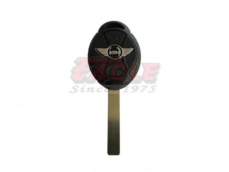MINKS000130 Mini Cooper 3B Remote Key Shell Only