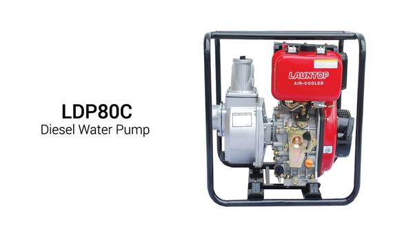 LAUNTOP Diesel Water Pump-LDP80C