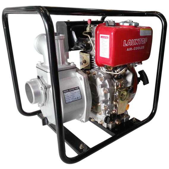 LAUNTOP Diesel Iron Pump - LDTP80CE