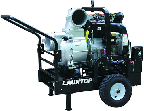 LAUNTOP Diesel Trash Pump - LDWT150CLE