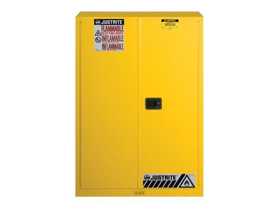 45Gallons Sure-Grip® EX Manual-Close Safety Cabinets for Flammables