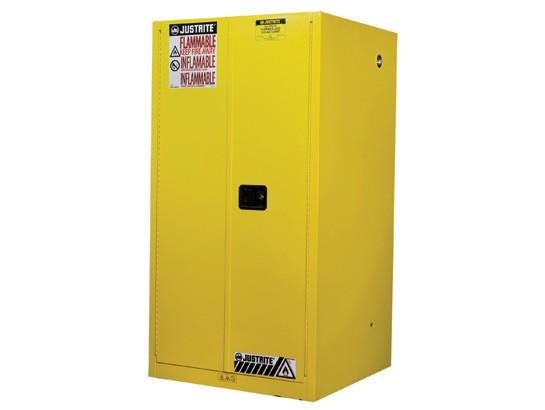 60Gallons Sure-Grip® EX Manual-Close Safety Cabinets for Flammables
