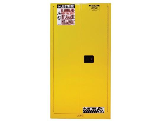 90Gallons Sure-Grip® EX Manual-Close Safety Cabinets for Flammables