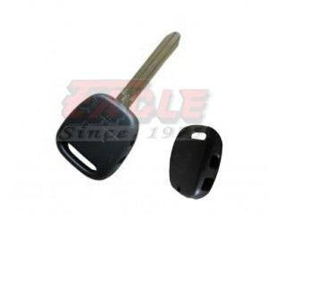 TOYKS000320 Toyota 2 Side Button Remote Key Shell TOY43