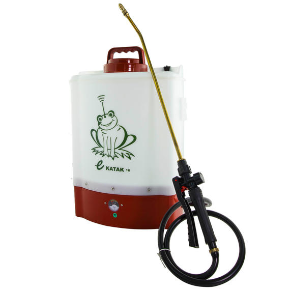 Electric Power Knapsack Sprayer EKATAK 16L