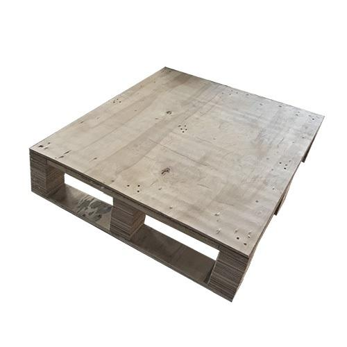100% Plywood 4 Way Pallet