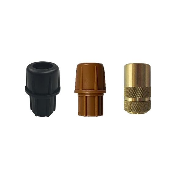 Adaptors for Nozzle Tips
