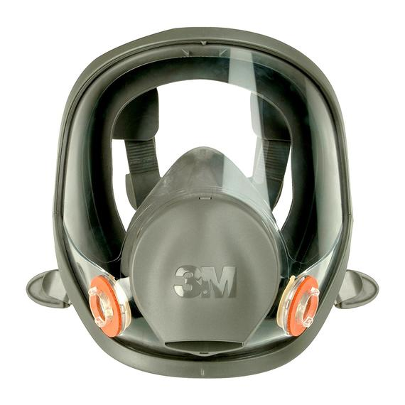 3M 6800 Double Cartridge Full Face Piece