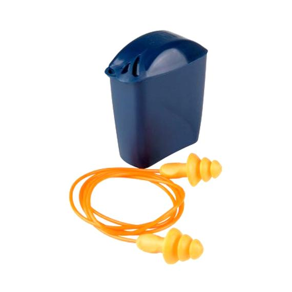 Reusable Ear Plugs with Storage Case (NRR 24 dB)