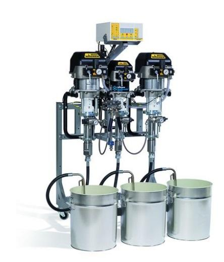 TwinControl 48-110 Electronic Mixing and Dosing System
