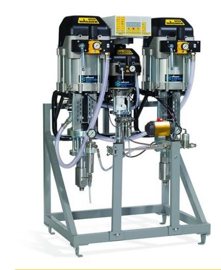 TwinControl 72-300/75-150 Electronic Mixing and Dosing System