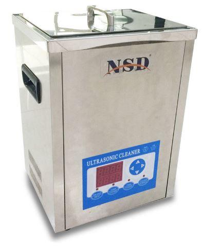 NSD-1002A, 3L Ultrasonic Cleaner