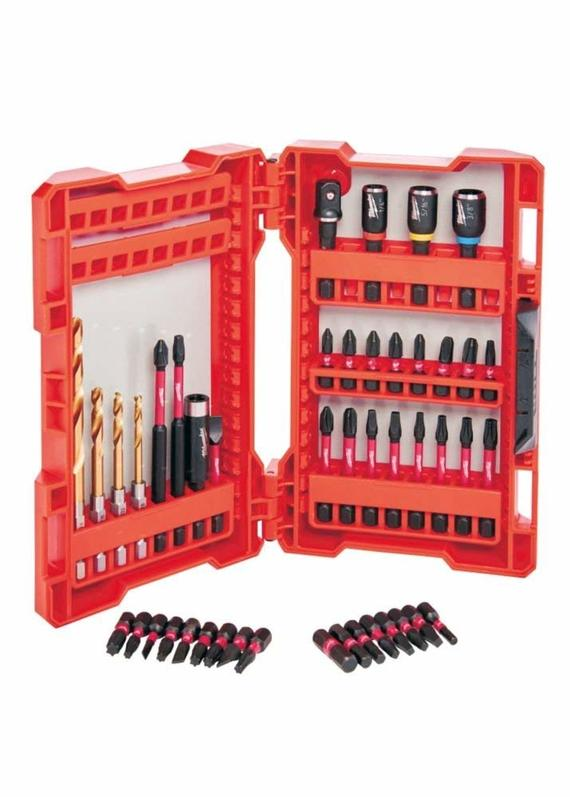 MILWAUKEE 45PCS SHOCKWAVE IMPACT DRILL & DRIVER BIT SET (48-32-4009)