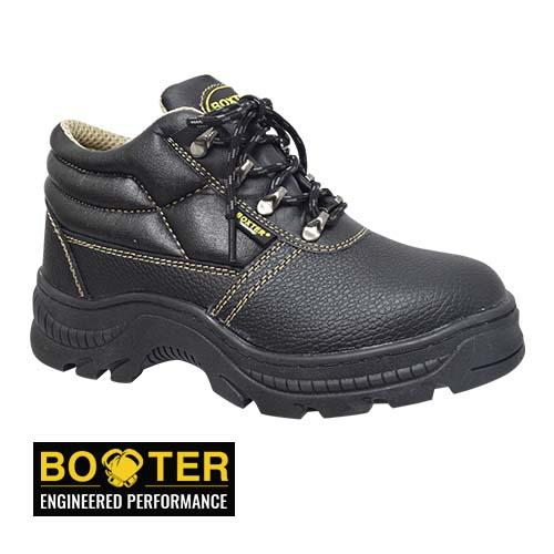 BOXTER - STONECOLD SAFETY SHOE (BG BL80-BK)   BLACK