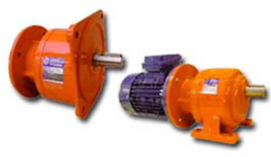 CHINSUNG HELICAL GEAR MOTOR