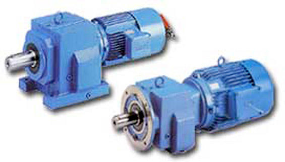 FLENDER HELICAL GEAR MOTOR (GERMANY)