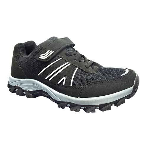AZER - MEN'S STYLE HIKING SHOE (S 188-BK) BLACK