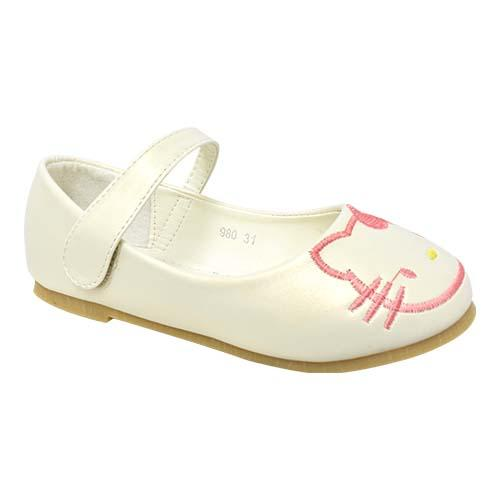 AZER - CHILDREN'S SLIP-ON BALLET SHOES (CK 980-AP)