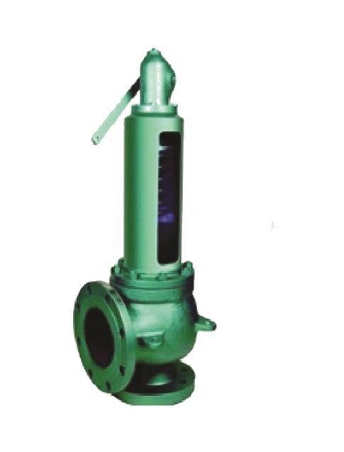 Safety Relief Valve-Lever Type