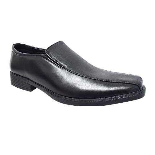 NEWMEN - MEN EXECUTIVE SHOE (MS 8117-BK) BLACK