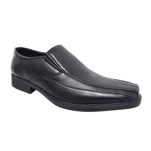 NEWMEN - MEN EXECUTIVE SHOE (MS 8114-BK) BLACK