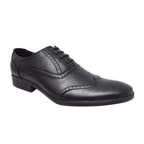 NEWMEN - MEN EXECUTIVE SHOE (MS 8119-BK) BLACK