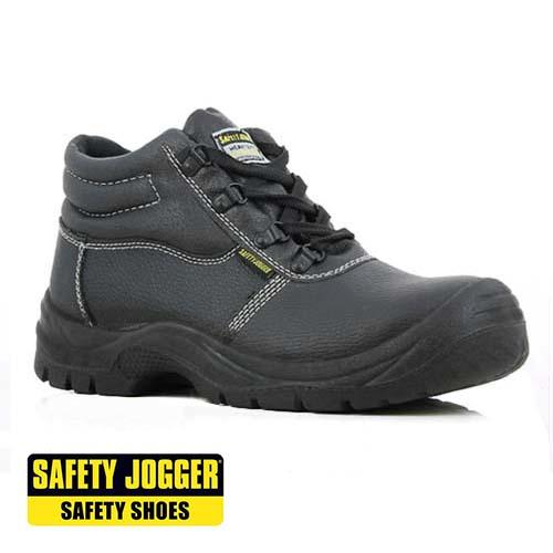 SAFETY JOGGER - SAFETY SHOE (S96 9998-BK) BLACK