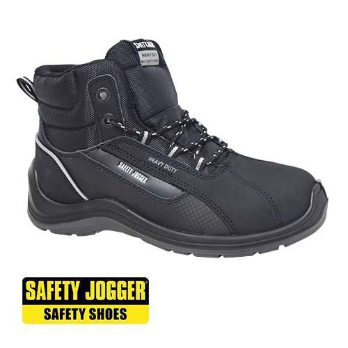 SAFETY JOGGER - ELEVATE SPORTS/HIKING COLLECTION (S96-9938 BK) BLACK