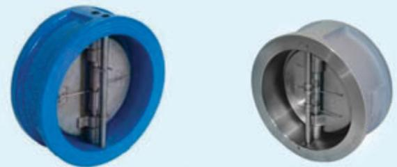 Dual Plate Wafer Type Check Valves