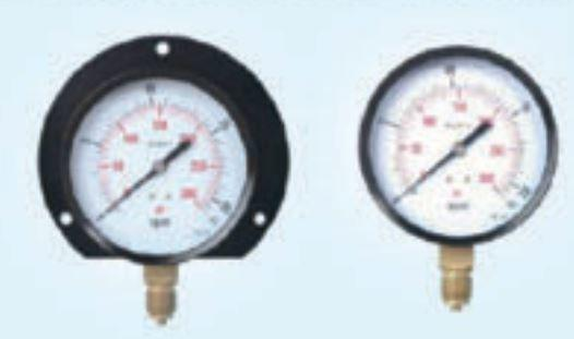 YASIKI General Purpose Pressure Gauges