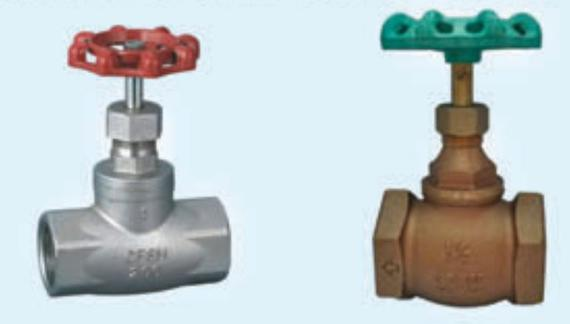 YASIKI Threaded Ends Globe Valves