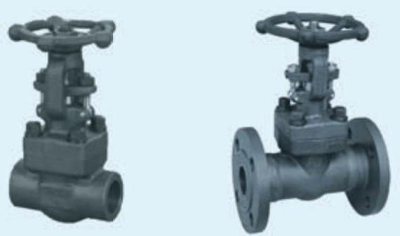 YASIKI Forged Steel Globe Valves
