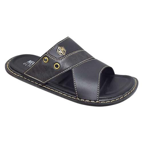 NEWMEN - MEN COMFORT SANDALS (MA 632-BK) BLACK