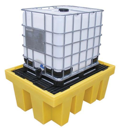 Single IBC Spill Containment [IBC-YE-D]