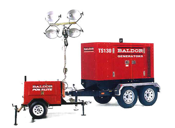 Towable Generators & Light Towers