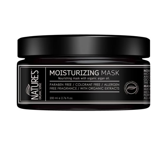 NATURE'S MOISTURISING MASK 200ml