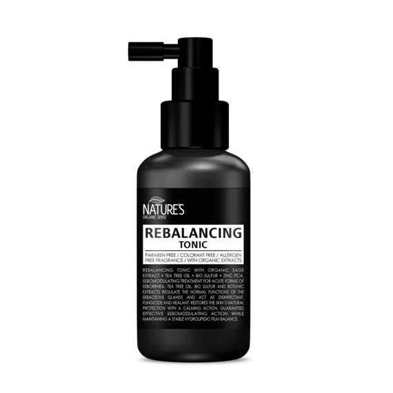 Natures Rebalancing Tonic 100ml ( Oily Scalp Control )