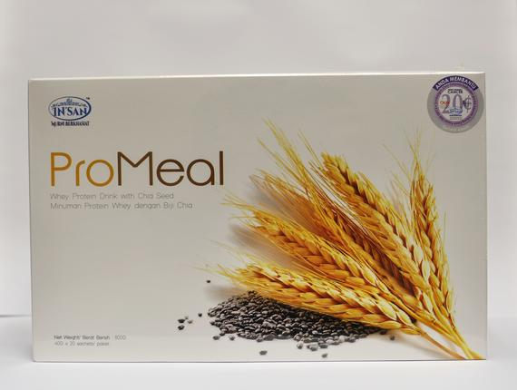 IN'SAN PROMEAL 40G x 20