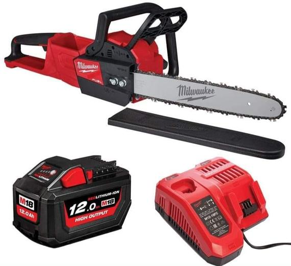 MILWAUKEE M18 FUEL Chainsaw -M18 FCHS