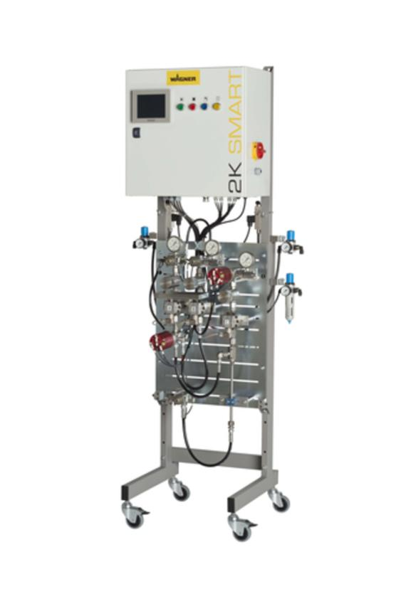 2K Smart Mixing and dosing unit