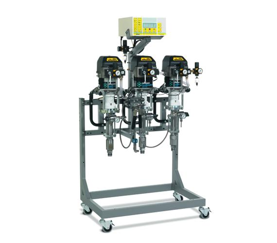 TwinControl 10-70 Electronic mixing and dosing system