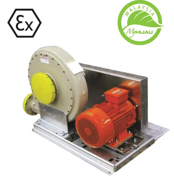 MEIDINGER Explosion Proof ATEX Biogas Blower