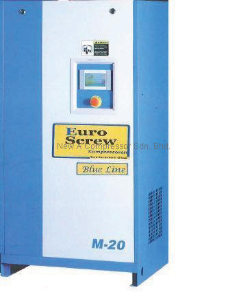 Euro Screw (Blue Line) Screw Compressor
