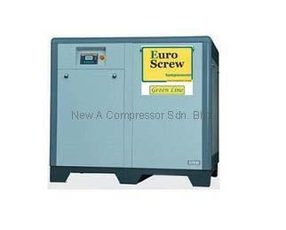 Euro Screw (Green Line) Screw Compressor