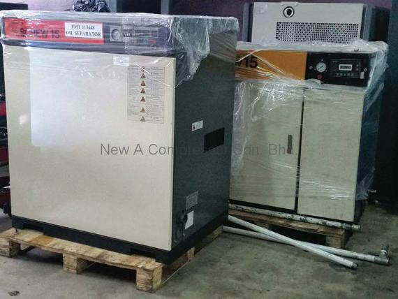 Recond/Used Air Compressors