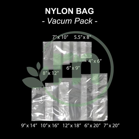 NYLON VACUUM BAG