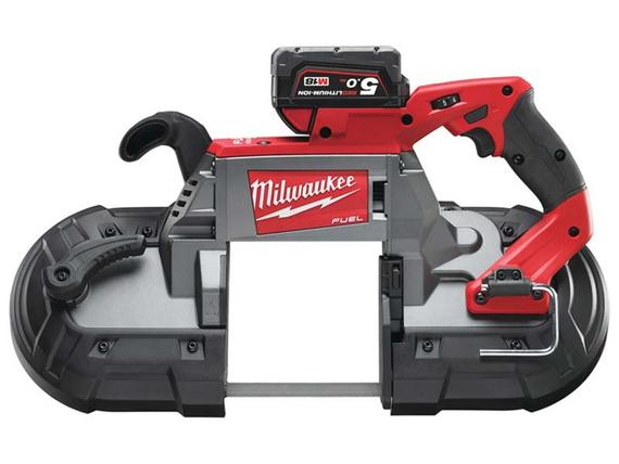 MILWAUKEE M18 FUEL DEEP CUT BAND SAW - M18 CBS125